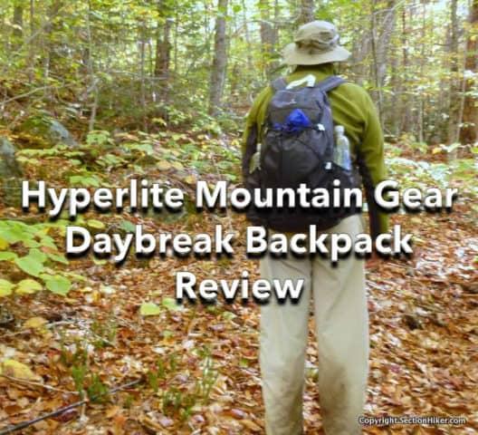 Hyperlite Mountain Gear Daybreak Backpack Review