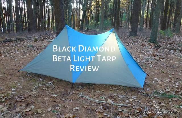 Black Diamond Beta Light Tarp Shelter