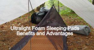 Sleeping-under-a-tarp-with-an-ultralight-foam-sleeping-pad