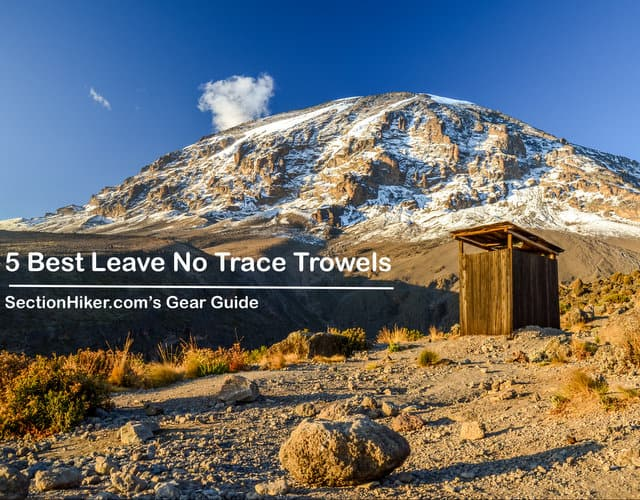 5 Best Leave No Trace Trowels of 2018