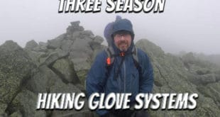 Hiking Glove Systems
