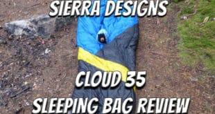 Sierra Designs Cloud 35 Sleeping Bag Review