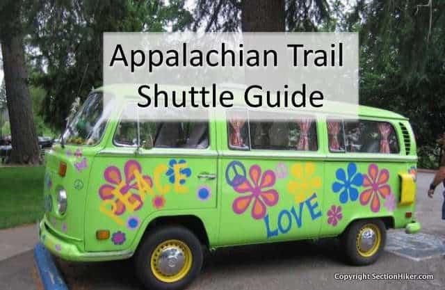 Appalachian Trail Shuttle Guide
