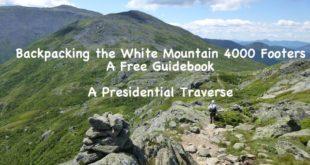 Backpacking a Presidential Traverse