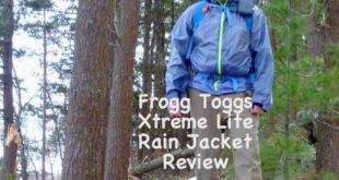 Frogg Toggs Rain Jacket Review