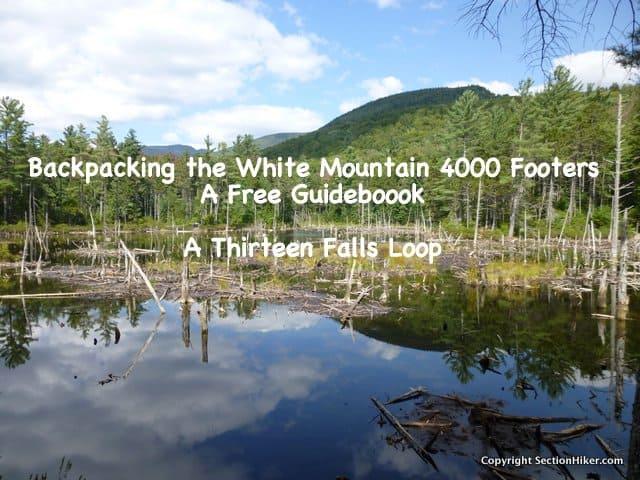 Backpacking a Thirteen Falls Loop