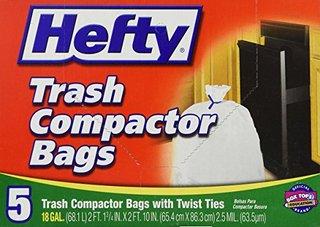 Hefty Trash