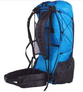ZPacks Arc Blast Ventilated Backpack