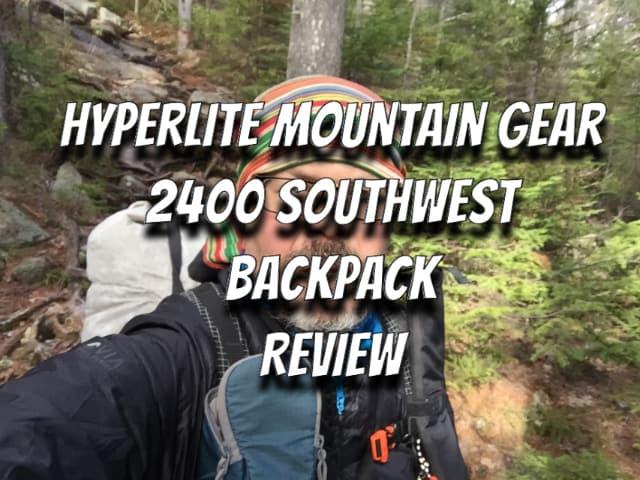 Hyperlite Mountain Gear 2400 Southwest Backpack Review