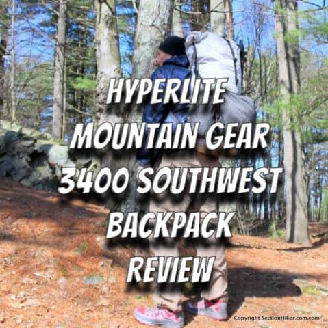 Hyperlite Mountain Gear 3400 Southwest Backpack Review