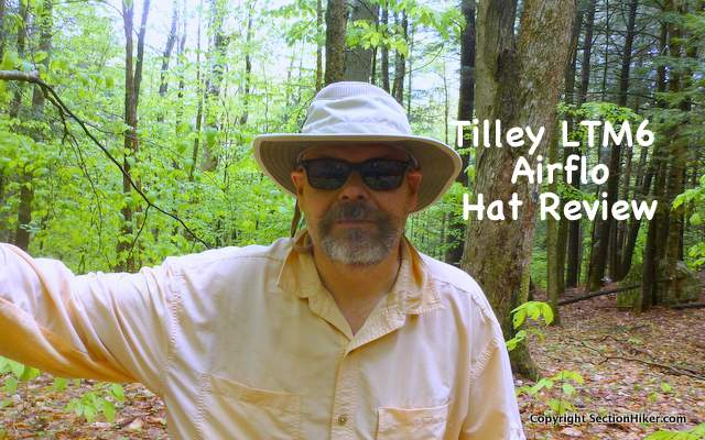 20d42767 Tilley Airflo Hat Review - Section Hikers Backpacking Blog