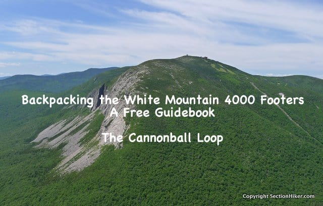 Backpacking the Cannonball Loop