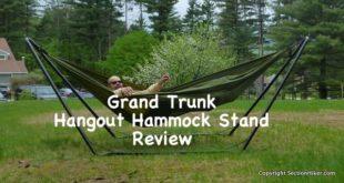 Grand Trunk Hangout Hammock Stand