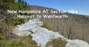 Lambert Ridge on the New Hampshire Appalachian Trail
