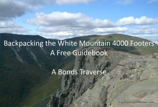 Backpacking a Bonds Traverse