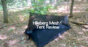 Hilleberg Mesh 1 Tent Review