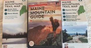 Maine Mountain Guide Book Review