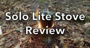 Solo Lite Stove Review