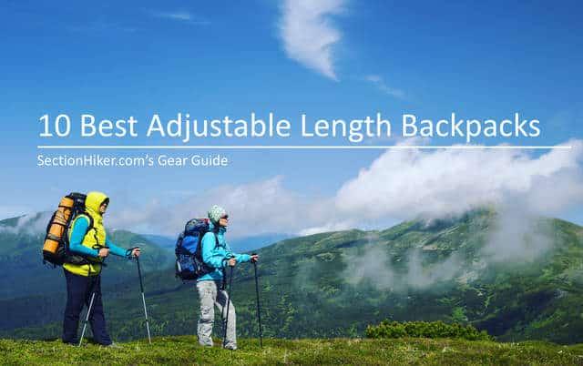 10 Best Adjustable Length Backpacks