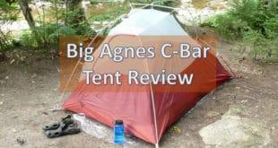 Big Agnes C-bar Tent Review
