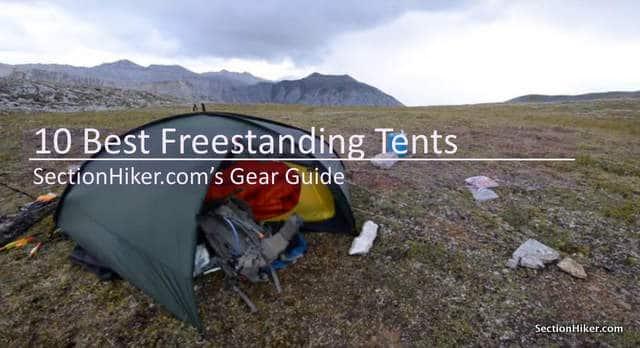 10 Best Freestanding Tents