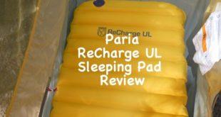 Pariah ReCharge UL Sleeping Pad Review