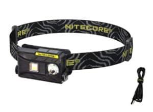 Nitecore NU25 USB Rechargeable Headlamp