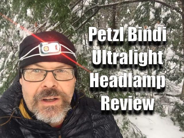 Petzl Bindi Rechargeable Headlamp Review