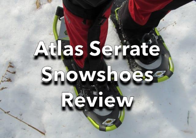 Atlas Serrate Snowshoes review