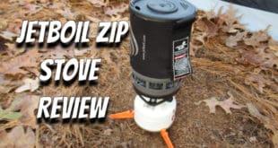 Jetboil zip stove review