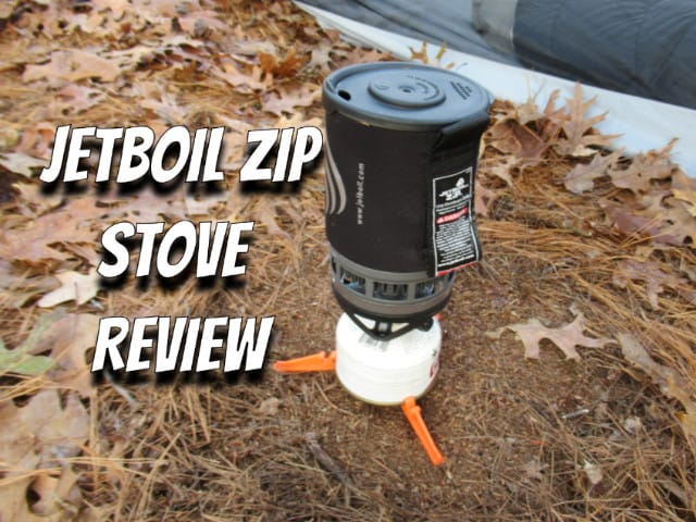 Jetboil Zip Stove Review