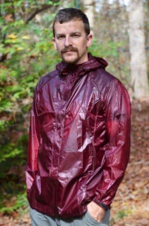 Lightheart Gear Rain Jacket