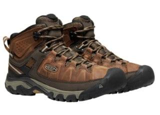 KEEN Targhee III WP Mid Hiking Boots