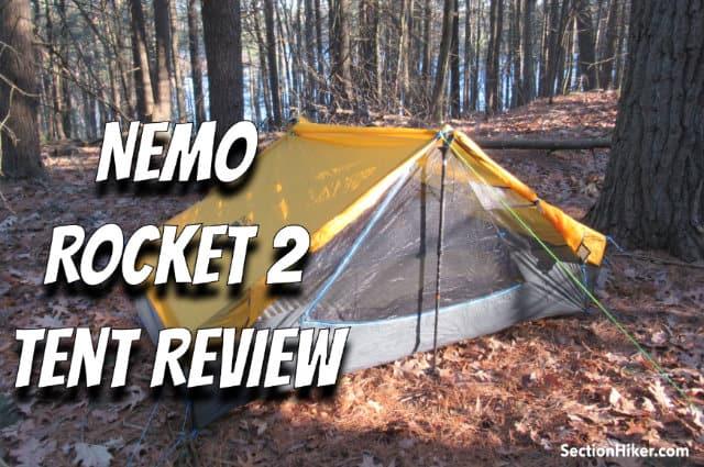 NEMO Rocket 2 Tent Review
