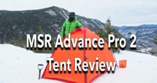 MSR Advance Pro 2 Tent Review
