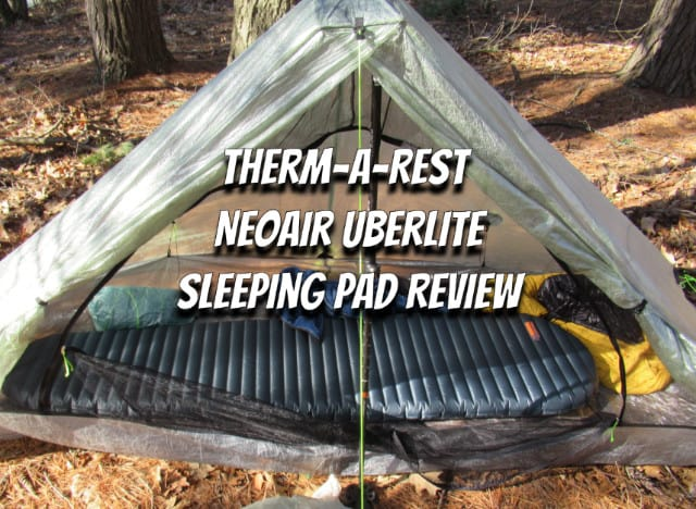 Therm-a-Rest NeoAir Uberlite Sleeping Pad Review