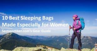 10 Best Women's Sleeping Bags