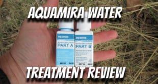 Aquamira Water Treatment Review