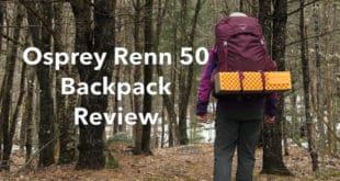 Osprey Renn 50 Backpack Review