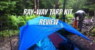 Ray-way Tarp Kit Review