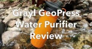 Grayl GeoPress Water Purifier Review