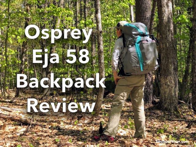 Osprey Eja 58 Women's Backpack Review