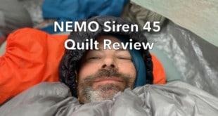 NEMO Siren 45 Ultralight Quilt Review