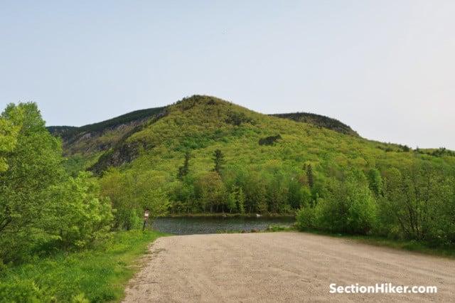 Start of Hike