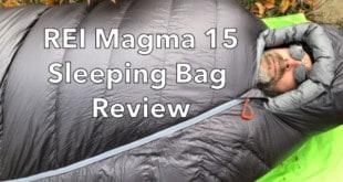 REI Magma 15 Sleeping Bag