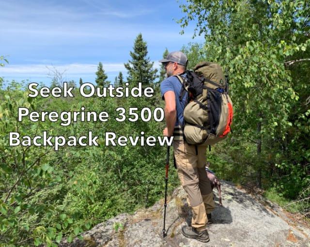 Seek Outside Peregrine 3500 Backpack