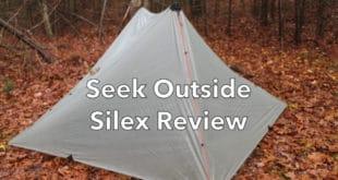 Seek Outside Silex Tent