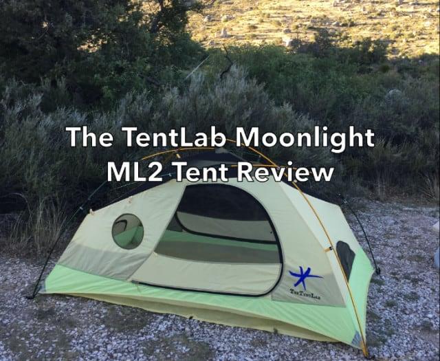 The TentLab MoonLight ML2 Tent