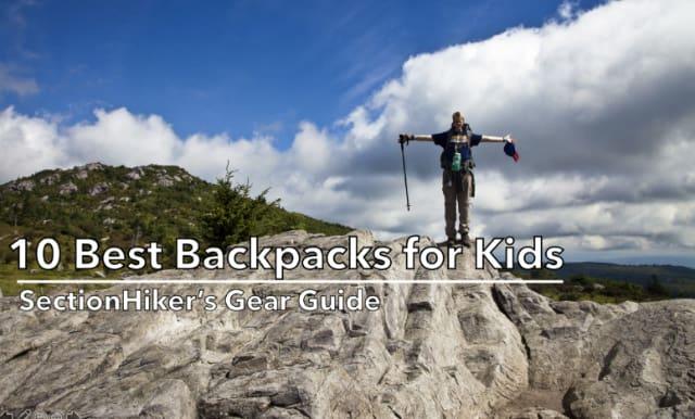 10 Best Backpacks for Kids