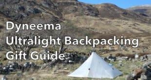 Dyneema Ultralight Backpacking Gift Guide